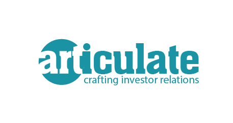 ِِArticulate Crafting Investor Relations